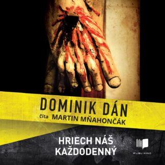 Audiokniha Hriech náš každodenný - Dominik Dán